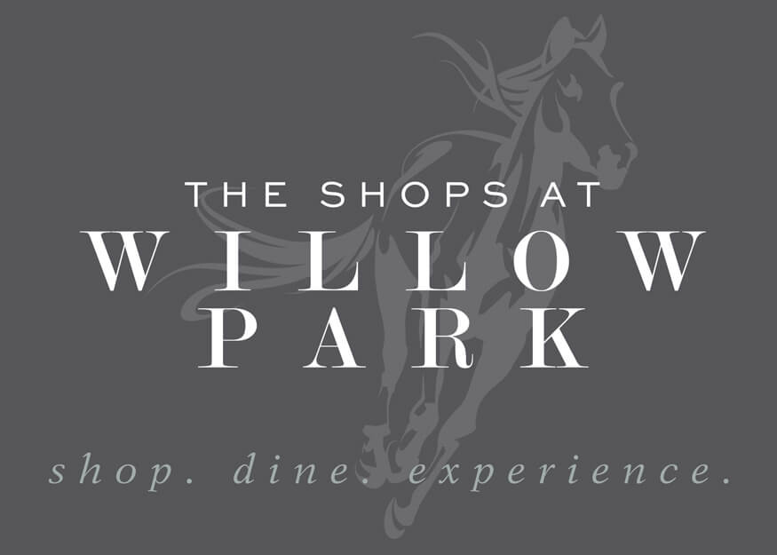 The Shops At Willow Park Logo