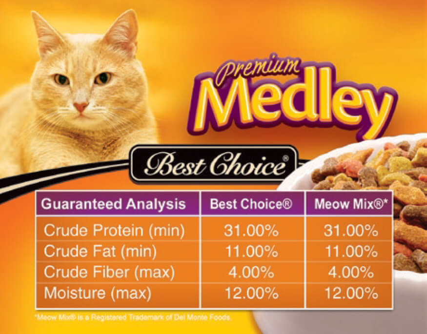 Best Choice Cat Melody