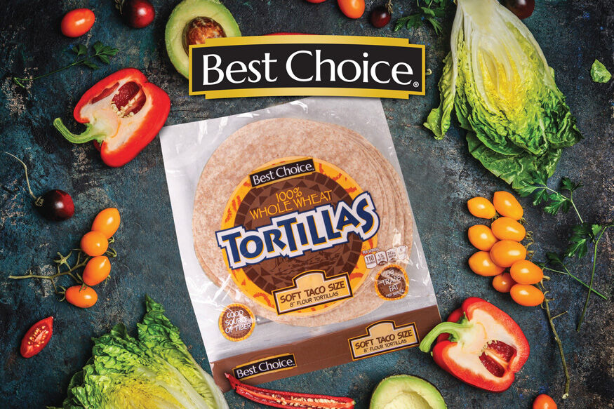 Best Choice Brand Tortillas