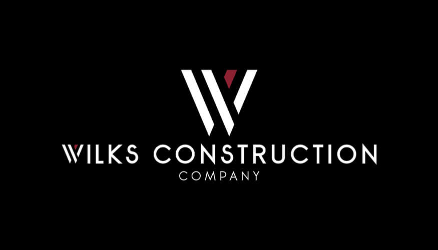 Wilks Construction Logo