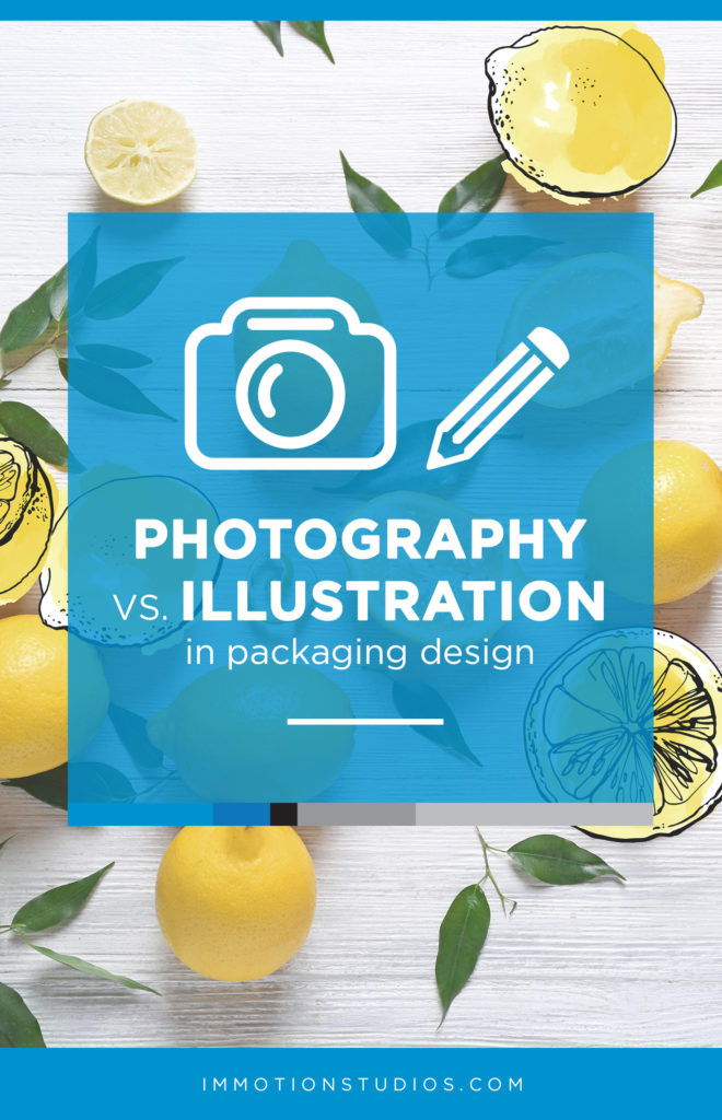 Photography vs. Illustration