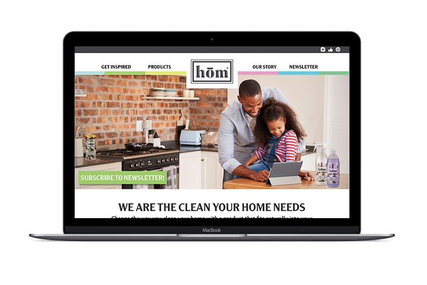 Hom Website