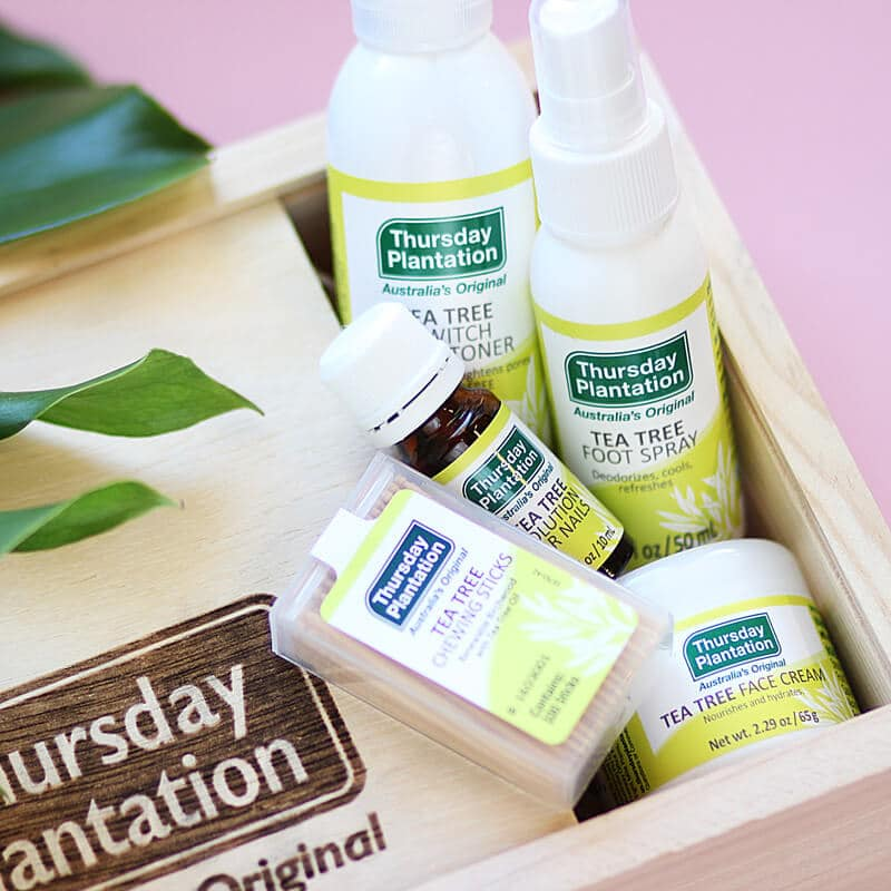 Thursday Plantation Box Set