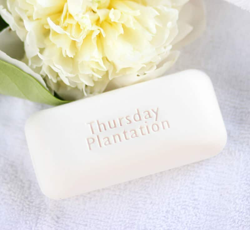 Thursday Plantation Soap